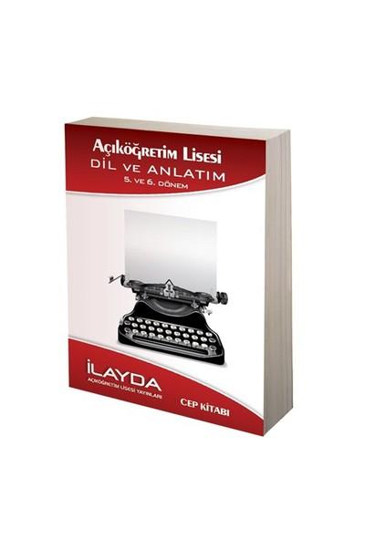Açık Öğretim Lisesi Dil ve Anlatım 5-6 Yardımcı Cep Kitabı