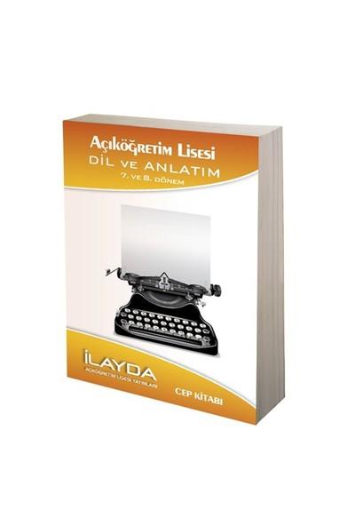 Açık Öğretim Lisesi Dil ve Anlatım 7-8 Yardımcı Kitabı