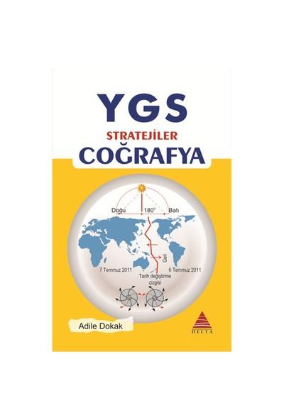 Delta YGS Coğrafya Strateji Kartları - Adile Dokak