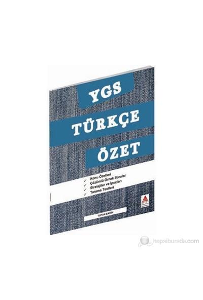 Delta YGS Türkçe Özet - Tufan Şahin
