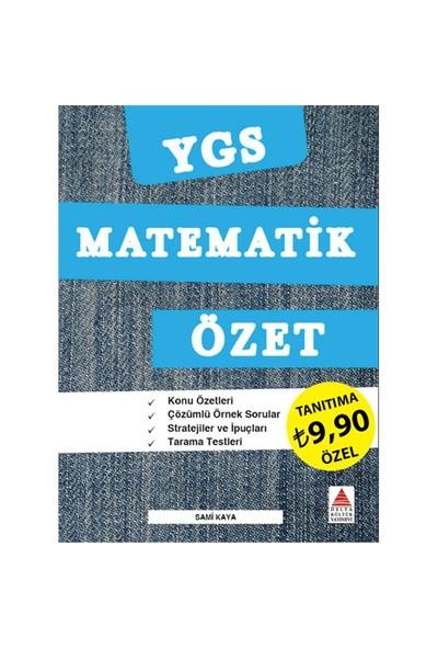 Delta YGS Matematik Özet - Sami Kaya