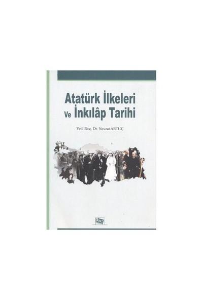 Atatürk İlkeleri Ve İnkılap Tarihi-Nevzat Artuç