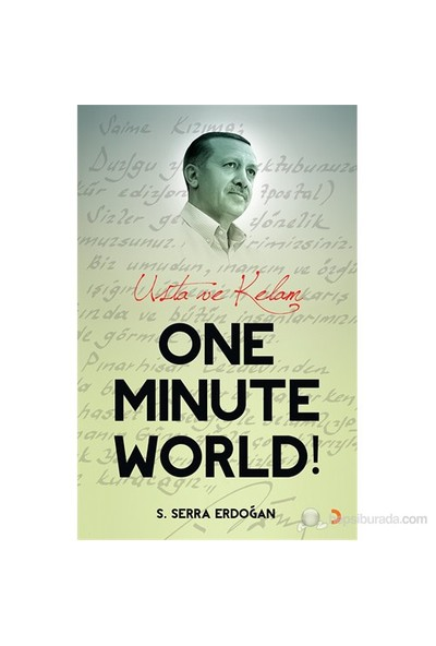 One Minute World!-S. Serra Erdoğan
