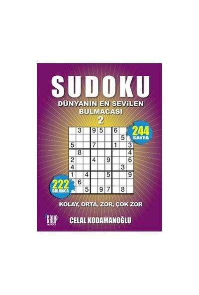 Sudoku 2 - Celal Kodamanoğlu