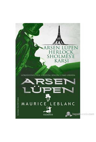 Arsen Lüpen - Sherlock Holmes'a Karşı - Maurice Leblanc