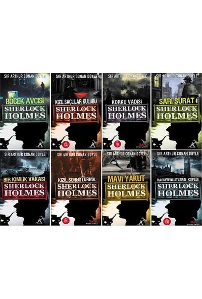 Sherlock Holmes Seti (8 Kitap Cep Boy)