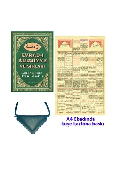 Evrad-I Kudsiyye Ve Sırları-Şah-I Nakşibend Muhammed Bahauddin