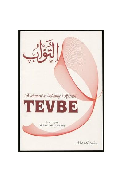 Rahmana Dönüş Şifresi: Tevbe-Mehmet Ali Damarlıtaş