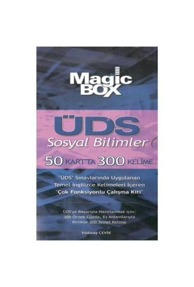 ÜDS SOSYAL BİLİMLER - 50 KARTTA 300 KELİME