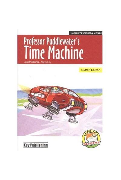 İlköğretim Okulları 5. Sınıf 1. Kitap: Professor Puddlewater's Time Machine