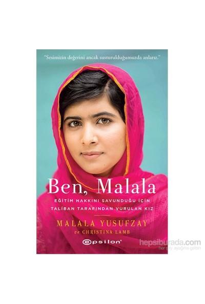 Ben, Malala - Christina Lamb