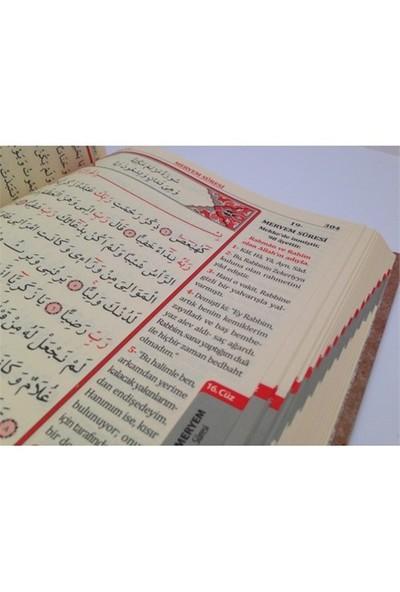 Kuran-ı Kerim Meali Blg. Hatlı Hafız Boy - Elmalılı Muhammed Hamdi Yazır