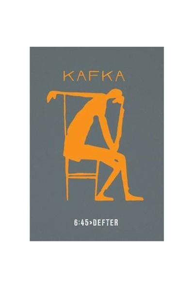 Kafka Defteri (Küçük Boy)-Erol Egemen