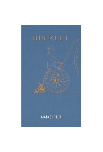 Bisiklet Defteri (Büyük Boy)-Erol Egemen