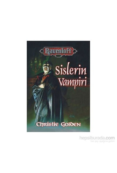 Ravenloof-Sislerin Vampiri-Christie Golden