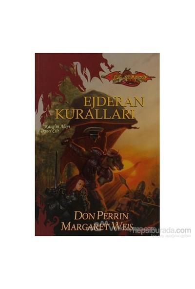 Ejderan Kuralları Kang'In Alayı Ejderha Mızrağı 2. Cilt-Margaret Weis