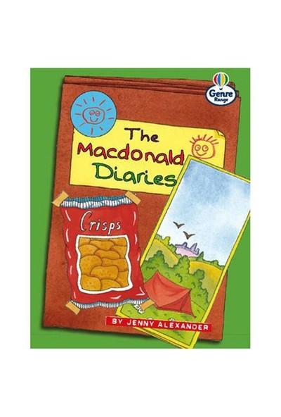 Longman Yayınları The Macdonald Diaries