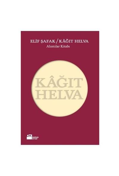 Kağıt Helva (Ciltli) - Elif Şafak