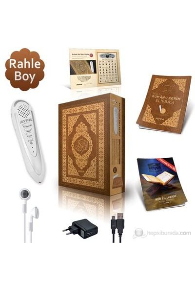 Ayfa Kuran Okuyan Hafız Kalem (Rahle Boy)