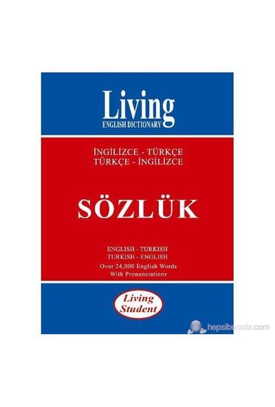 Living Student İngilizce Türkçe Türkçe İngilizce Sözlük-Kolektif