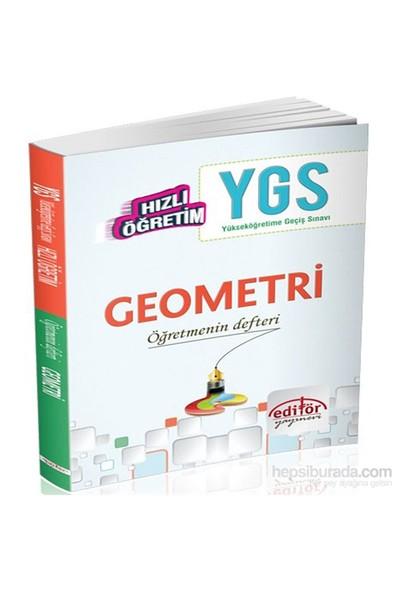 Hızlı Öğretim Ygs Geometri Konu Anlatımlı-Kolektif