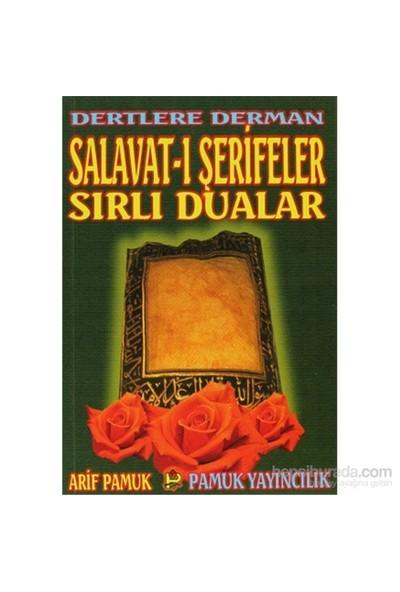 Dertlere Derman Salavat-I Şerifeler Ve Sırlı Dualar (Dua-040/P16)-Null