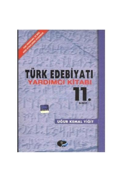 Kılavuz 11. Sınıf Türk Edebiyatı (Yardımcı Kitabı)