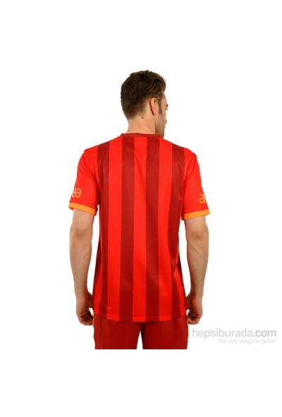 Gs 2013/2014 Kırmızı Kısa Kol Maç Forması 544886
