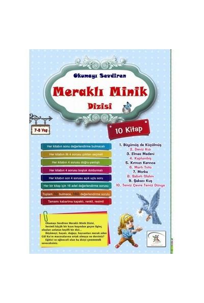 1. Ve 2.Sınıf Meraklı Minik Dizisi Hikaye Seti (10 Kitap) İlkokul