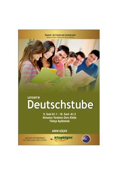 Unsere Deutschstube A1.1-2 Almanca Kitabı