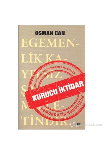 Kurucu İktidar-Osman Can