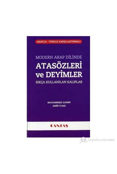 Modern Arap Dilinde Atasözleri Ve Deyimler-Amir Fuad