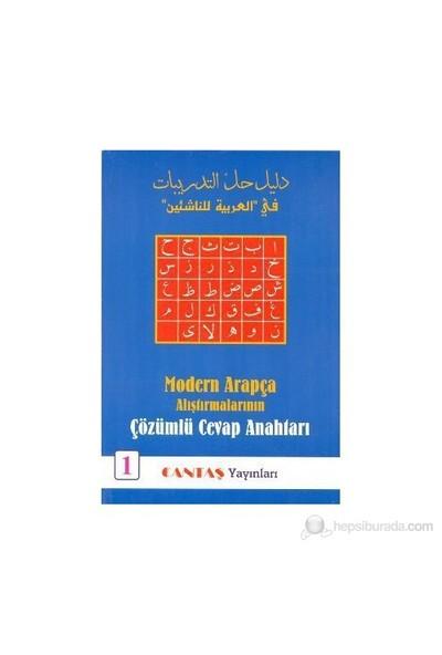 Modern Arapça Alıştırmalarının Çözümlü Cevap Anahtarı 1-Kolektif