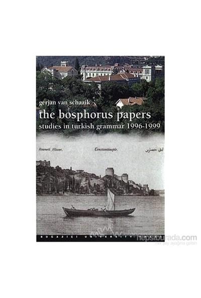 The Bosphorus Papers-Gerjan Van Sshaaik