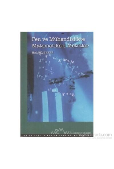 Fen Ve Mühendislikte Matematiksel Metotlar-Haluk Beker
