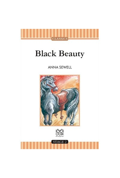Black Beauty Stage 2 Books-Anna Sewell