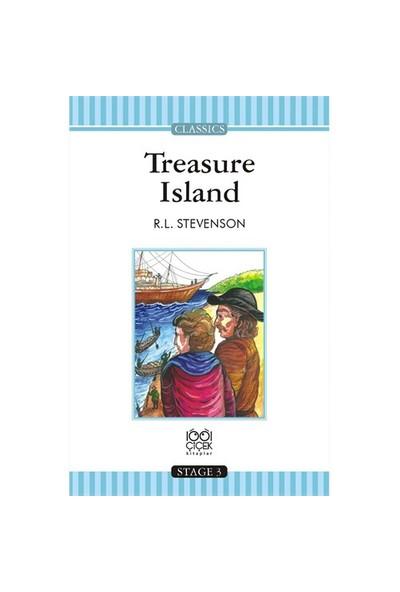 Treasure Island Stage 3 Books-Robert Louis Stevenson