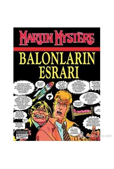 Martin Mystere Özel Sayı Cilt: 1 Balonların Esrarı