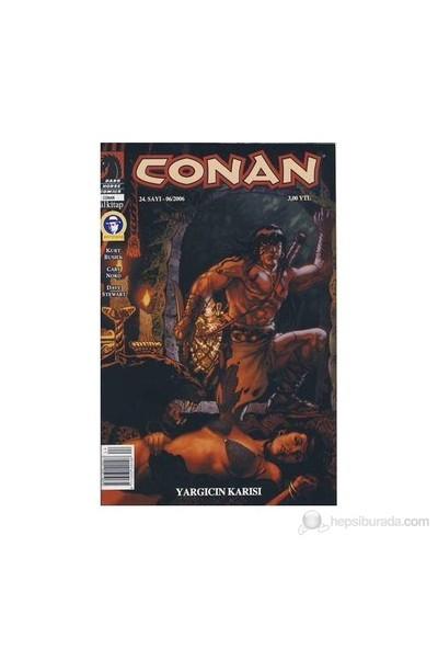 Conan Sayı: 24 Yargıcın Karısı