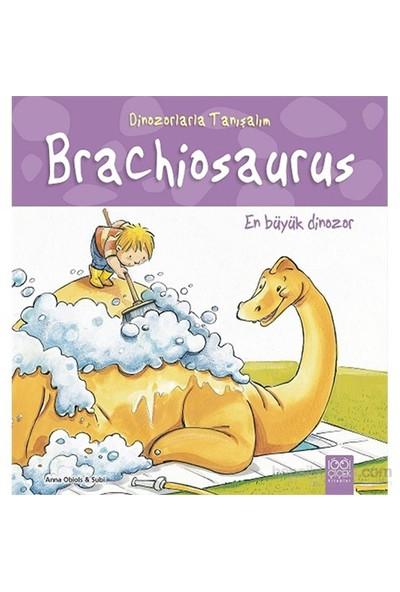Brachiosaurus - En Büyük Dinozor - Joan Subirana