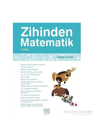 Zihinden Matematik 3. Kitap - Garda Turner