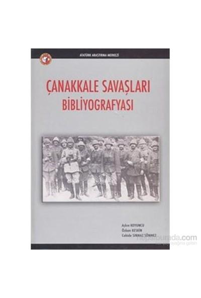 Çanakkale Savaşları Bibliyografisi-Cahide Sınmaz Sönmez