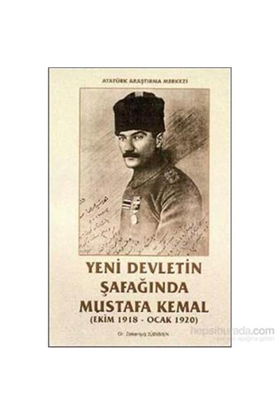 Yeni Devletin Şafağında Mustafa Kemal-Zekeriya Türkmen