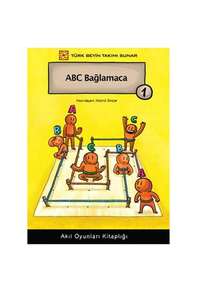 ABC Bağlamaca 1 - Hüsnü Sincar