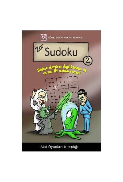 Zor Sudoku 2-Kolektif