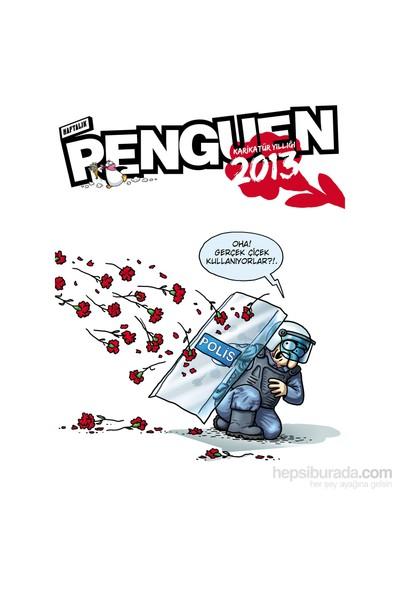 Karikatür Yıllığı 2013 –Penguen Yazar Ve Çizerleri-Kolektif