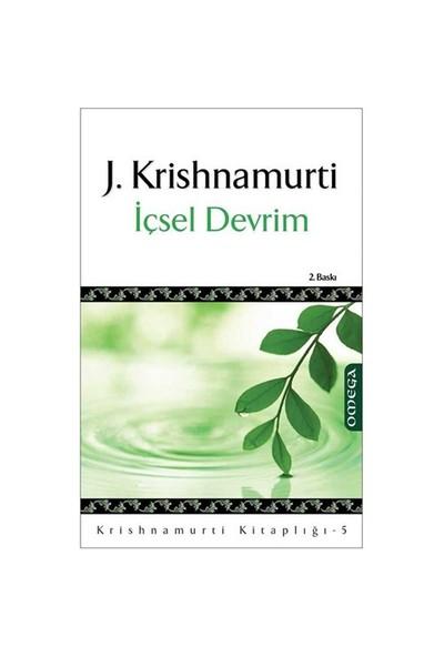 İçsel Devrim - (Krishnamurti Kitaplığı - 5)
