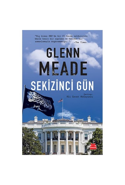 Sekizinci Gün - Glenn Meade