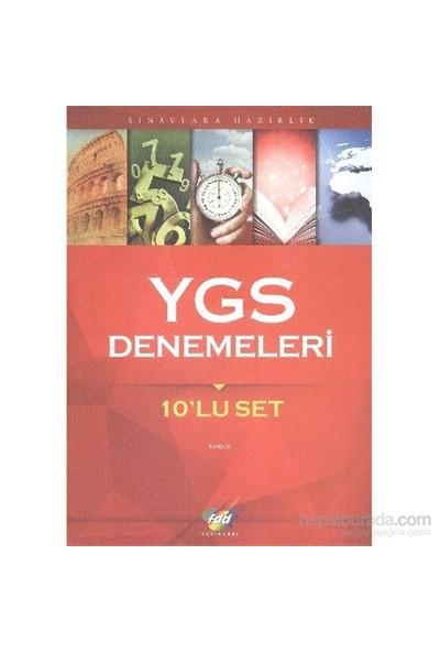 Fdd Ygs Denemeleri 10Lu-Kolektif