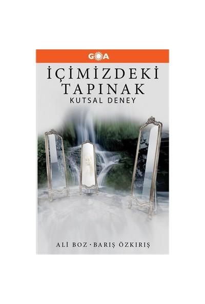 İçimizdeki Tapınak (Kutsal Deney)-Ali Boz